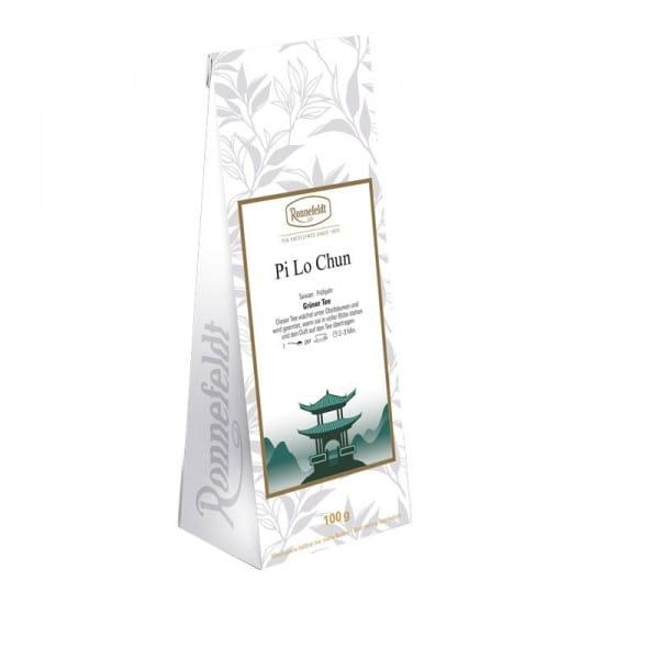 Pi Lo Chun grüner Tee aus Taiwan 100g